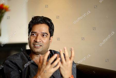 Stock Picture of Atul Manjrekar