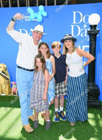 Editorial image of 'Dog Days' film premiere, Arrivals, Los Angeles, USA - 05 Aug 2018