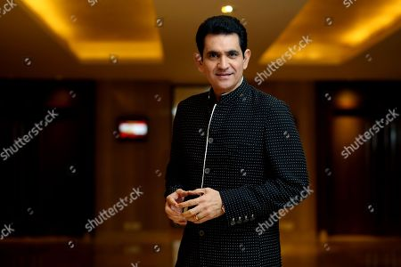 Editorial picture of Omung Kumar portrait session, New Delhi, India - 31 Jul 2018