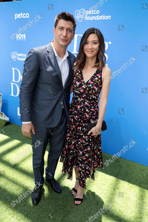Editorial photo of LD Entertainment presents the world film premiere of 'Dog Days', Los Angeles, USA - 05 Aug 2018
