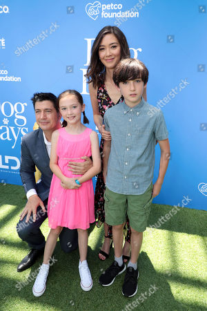 Editorial picture of LD Entertainment presents the world film premiere of 'Dog Days', Los Angeles, USA - 05 Aug 2018