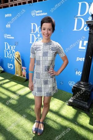 Editorial photo of LD Entertainment presents the World Premiere of DOG DAYS, Los Angeles, CA, USA - 5 August 2018