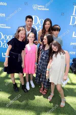 Ken Marino, Director, Ruby Marino, Erica Oyama, Riley Ken'ichi Marino