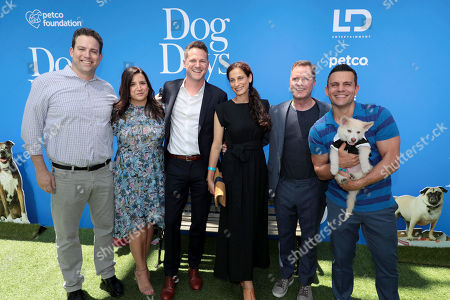 Editorial picture of LD Entertainment presents the World Premiere of DOG DAYS, Los Angeles, CA, USA - 5 August 2018