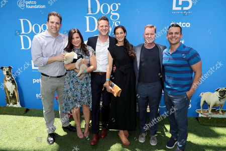 Editorial image of LD Entertainment presents the world film premiere of 'Dog Days', Los Angeles, USA - 05 Aug 2018