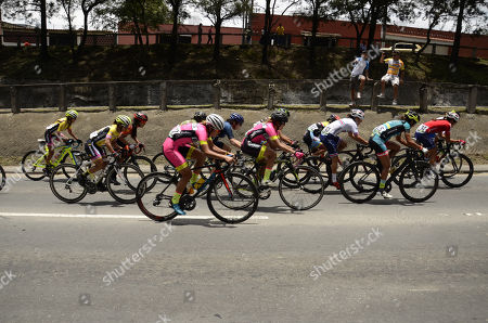 Editorial image of Mexican Prieto wins the Women's Vuelta a Guatemala, Guatemala City - 05 Aug 2018