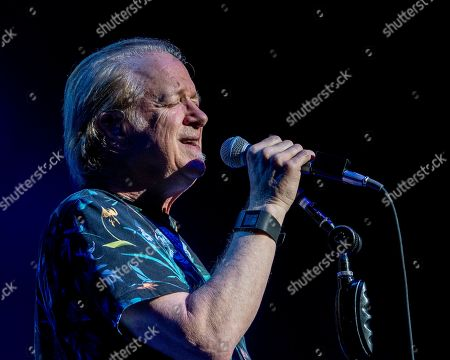 Editorial photo of Chicago in Concert - , Mass., Mansfield, USA - 05 Aug 2018