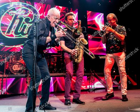 Editorial picture of Chicago in Concert - , Mass., Mansfield, USA - 05 Aug 2018