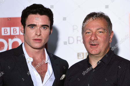 Richard Madden and Jed Mercurio