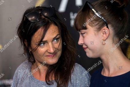 Editorial picture of 71st Locarno Film Festival, Switzerland - 06 Aug 2018