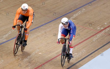 Editorial image of Britain Cycling European Championships, Glasgow, United Kingdom - 06 Aug 2018