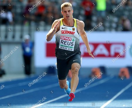 Editorial photo of Athletics European Championships 2018, Berlin, Germany - 06 Aug 2018