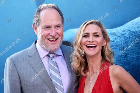 Jon Turteltaub and Amy Eldon