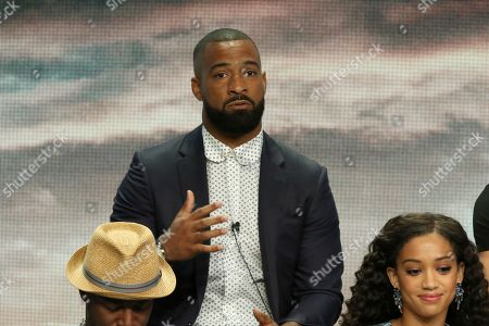 Editorial picture of 2018 Summer TCA - The CW, 'All American', Beverly Hills, USA - 06 Aug 2018