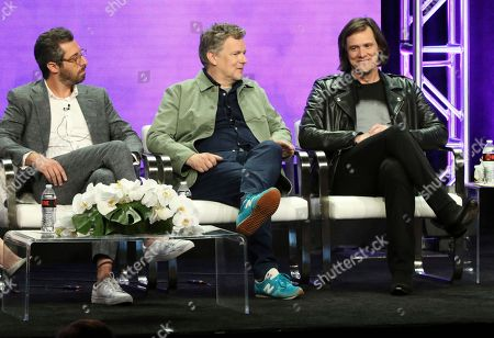 Editorial picture of 2018 Summer TCA - Showtime, Beverly Hills, USA - 02 Aug 2018