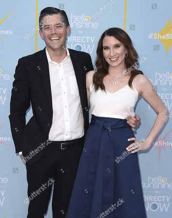 Editorial image of 'Shine On With Reese' TV show premiere, Arrivals, Los Angeles, USA - 06 Aug 2018