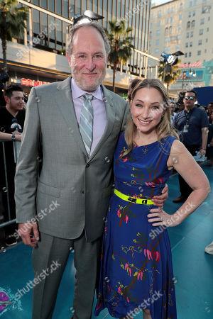 Jon Turteltaub, Director, Blair Rich, President, Worldwide Marketing, Warner Bros. Pictures Group and Warner Bros. Home Entertainment,
