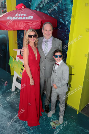 Editorial picture of Warner Bros. Pictures film premiere of 'The Meg' at TCL Chinese Theatre, Los Angeles, USA - 6 Aug 2018