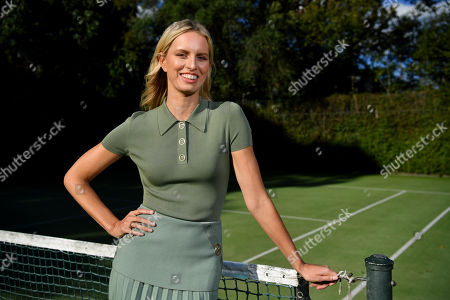 3a3a4a7130 Stock Photo of Victoria Secret model Karolina Kurkova poses for a  photograph in Sydney