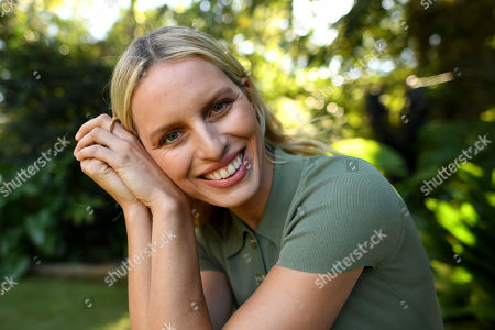 14fcb57f35 Stock Image of Victoria Secret model Karolina Kurkova poses for a  photograph in Sydney