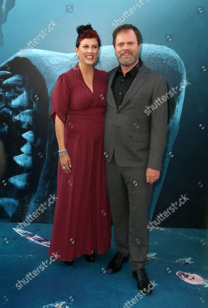 Editorial picture of 'The Meg' film premiere, Arrivals, Los Angeles, USA - 06 Aug 2018