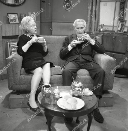 Editorial image of 'Coronation Street' TV Show - 1963