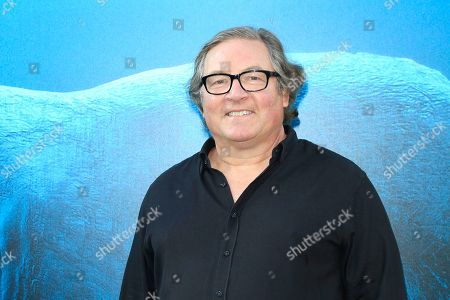 Editorial picture of The Meg film premiere in Los Angeles, USA - 06 Aug 2018