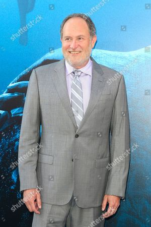 US director Jon Turteltaub attends the US premiere of 'The Meg' at the TCL Chinese Theatre IMAX in Hollywood, Los Angeles, California, USA, 06 August 2018 (issued 07 August 2018). The movie opens in the US on 10 August.