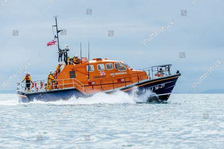RNLI John Buchanan Barr 16-21 Portpatrick Tamar Class