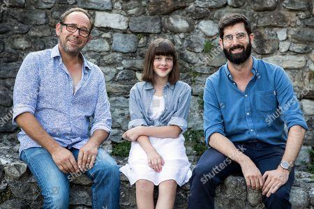 Editorial image of 71st Locarno Film Festival, Switzerland - 07 Aug 2018