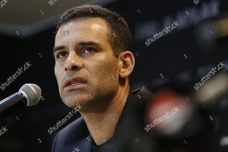 Editorial picture of Rafael Márquez assumes as sports president of the Atlas, Zapopan, Mexico - 07 Aug 2018