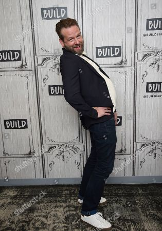 """Dallas Roberts participates in the BUILD Speaker Series to discuss the new Netflix original series """"Insatiable"""" at AOL Studios, in New York"""