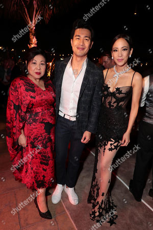 Koh Chieng Mun, Pierre Png, Fiona Xie