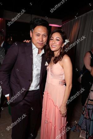 Jon M. Chu, Director, Constance Wu