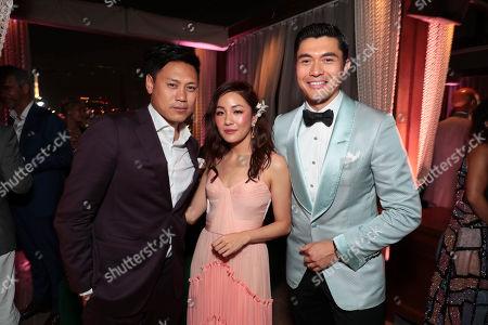 Jon M. Chu, Director, Constance Wu, Henry Golding