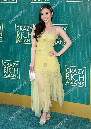 """Editorial picture of Premiere of """"Crazy Rich Asians"""", Los Angeles, USA - 07 Aug 2018"""
