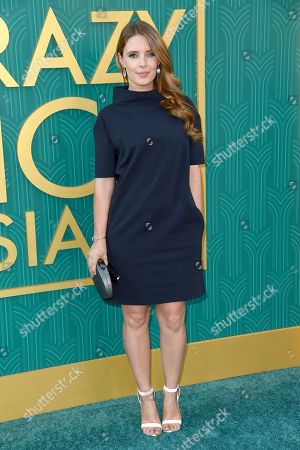 """Editorial image of Premiere of """"Crazy Rich Asians"""", Los Angeles, USA - 07 Aug 2018"""