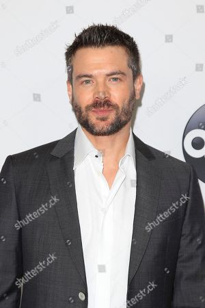 US actor Charlie Weber arriving at the ABC TCA Summer Press Tour 2018 at the Beverly Hilton Hotel in Beverly Hills, California, USA, 07 August 2018.