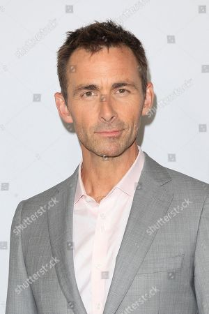 US actor James Patrick Stuart arrives at the ABC TCA Summer Press Tour 2018 at the Beverly Hilton Hotel in Beverly Hills, California, USA 07 August 2018.