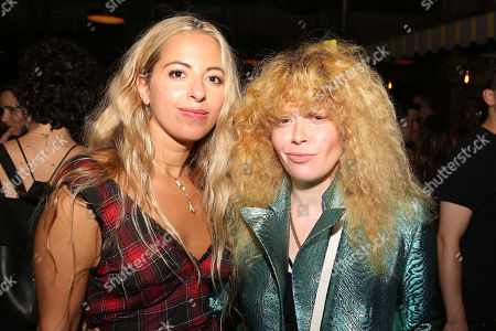 Crystal Moselle and Natasha Lyonne