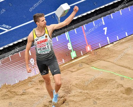Editorial photo of Athletics Europeans, Berlin, Germany - 08 Aug 2018