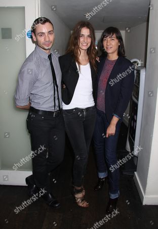 Editorial picture of Launch of Shoe Designer Jonathan Kelsey's First Short Film 'High' at Soho House, London, Britain - 15 Jul 2009