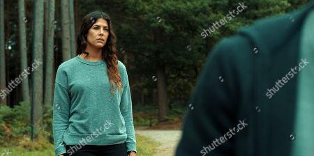 Stock Picture of Karima McAdams as Leyla Toumi