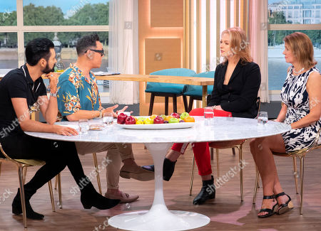 Editorial photo of 'This Morning' TV show, London, UK - 08 Aug 2018