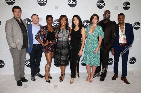 Titus Makin Jr., Alyssa Diaz, Afton Williamson, Richard Jones, Alexi Hawley, Mercedes Masohn, Channing Dungey, Nathan Fillion