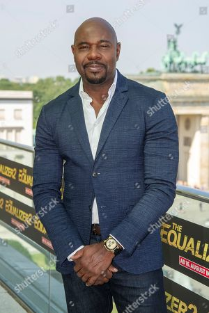 Editorial picture of 'Equalizer 2' film photocall, Berlin, Germany - 08 Aug 2018