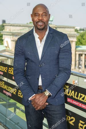 Editorial photo of 'Equalizer 2' film photocall, Berlin, Germany - 08 Aug 2018