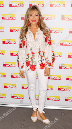 Editorial image of 'Loose Women' TV show, London, UK - 08 Aug 2018