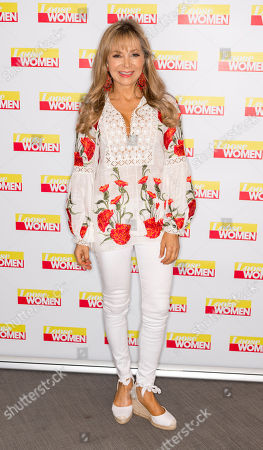 Editorial picture of 'Loose Women' TV show, London, UK - 08 Aug 2018