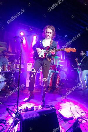 Stock Photo of Kevin Morby performs at Hi-Fi Indianapolis